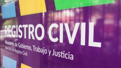 Photo of REGISTRO CIVIL: se podrán tramitar certificados de extravío de documentación