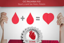 Photo of DONAR SANGRE ES DAR VIDA