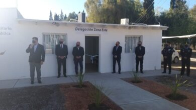 Photo of SE INAUGURARON LAS NUEVAS INSTALACIONES DEL INSTITUTO UNIVERSITARIO DE SEGURIDAD PÚBLICA EN JUNÍN